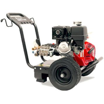 V-TUF V-TUF GB110 13HP Trolley Mounted Petrol Pressure Washer With Gearbox
