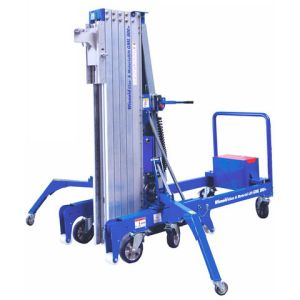 Wienold Wienold GML 800+ 15KM Glass and Material Lift with Counter-Weights