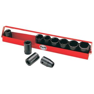 Clarke Clarke CIS12/11 10 Piece Impact Metric Socket Set