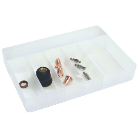 GYS Plasma Cutter Torch Consumables Box for GYS Plasma 31FV & 40FV (Torch Type MT45K)