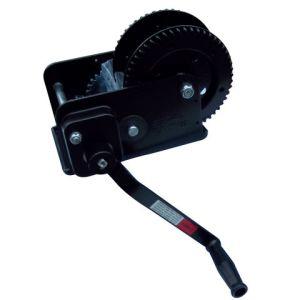 Lifting & Crane Lifting & Crane HWB25 1134kg Black Painted Hand Winch with Brake