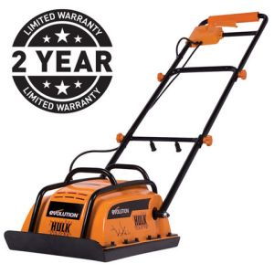 Price Cuts Evolution Hulk 400 x 320 Electric Compactor Plate (230V)