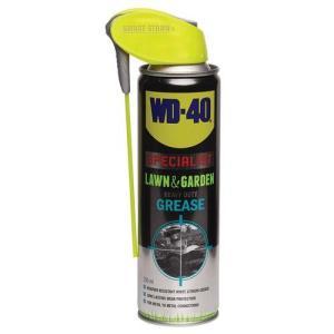 WD40 Lawn & Garden Heavy Duty Grease - 250ml Smart Straw