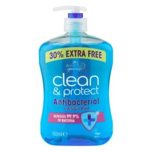 Astonish Clean & Protect Antibacterial Handwash Squeezy