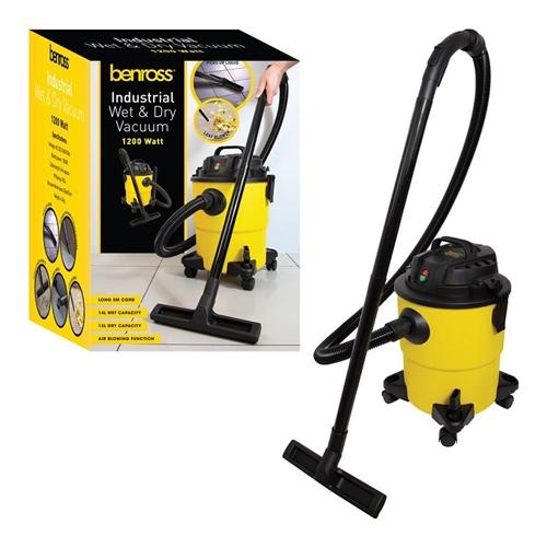 Benross 3 in 1 Wet & Dry Vacuum Cleaner