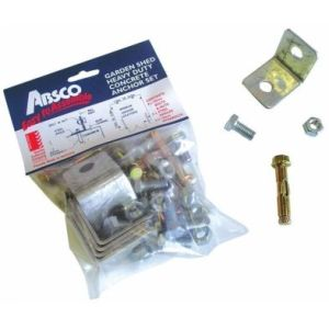 Mercia Absco Anchor Shed Kit x1