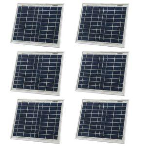 Solar Technology International Arena2 Supercharger Solar Panel (6 Pack)