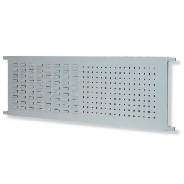 1500mm W Louvre Panel Back with Peg Board for BA/BC/BQ/BS Workbenches