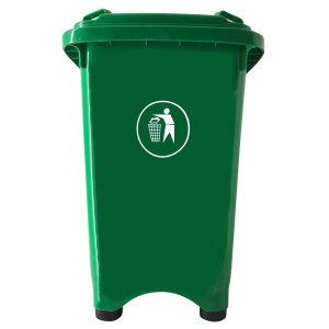 50L Bin with Feet