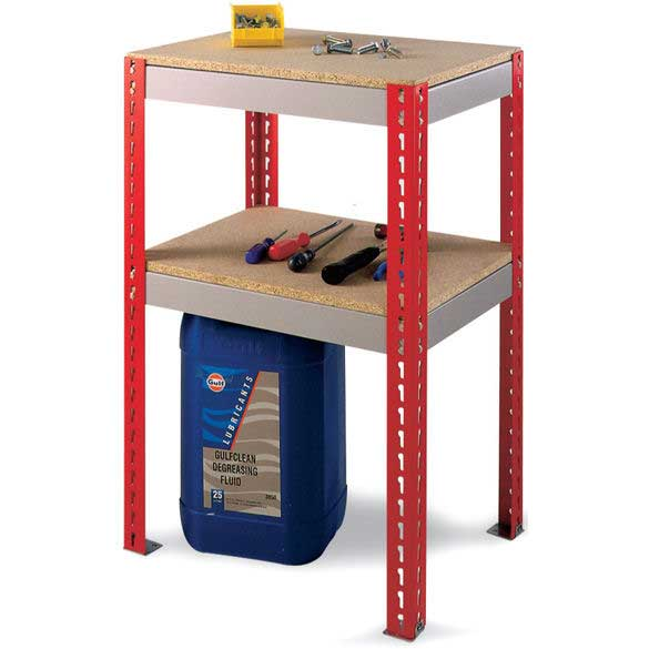 Add-on Just Workbenches inc Under shelf 600 wide x 450 deep