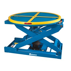 Air Operated Pallet Level Loader 1814kg capacity
