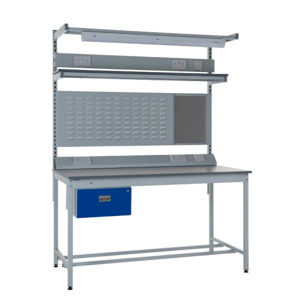 BQ MFC top General Purpose Workbench 1800w x 750d