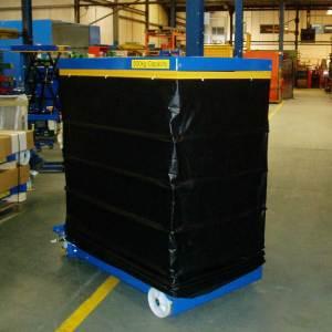 Bellow Skirt For SC-1000-S-M/E Scissor Lift Tables