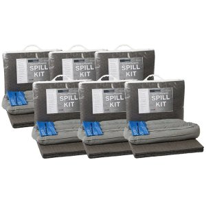 Box of 6 General Purpose 20litre spill kits