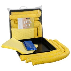 Chemical Spill Kits with drip tray 50 litre