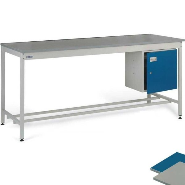 ESD Workbench with Neostat Worktop 1200w x 750d Bench