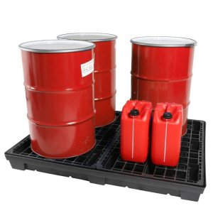 EVO 4 Drum Recycled Spill Pallet
