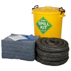 EVO Universal Emergency Spill Kit 90 Litres