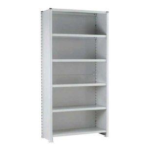 Euro Shelving Fully Clad Bay - 6 shelf Starter 2100h x 1000w x 300d