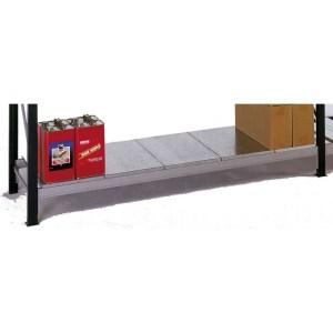 Extra Galvanised Shelf Level for Longspan Shelving 2100 x 450