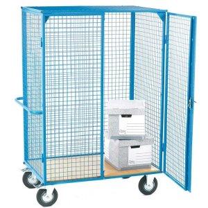 Extra Shelf Heavy Duty Distribution Trolley 860 x 620