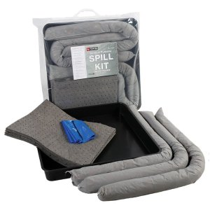 General purpose Spill Kits with drip tray 30 litre