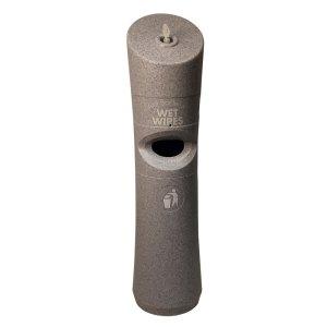 Hand & Handle Wet Wipe Dispenser & Bin