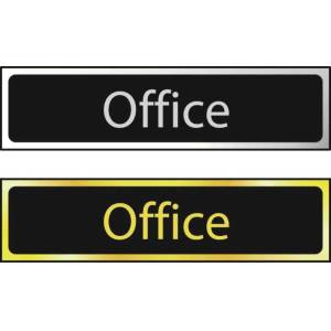 Office - Sign CHR (200 x 50mm)