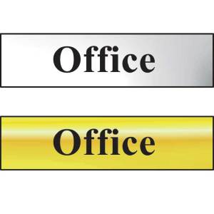 Office Sign - CHR (200 x 50mm)