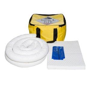 Oil & Fuel Spill Kit in Cube Bag