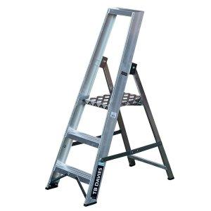 Professional EN131 Platform Step Ladder - 12 Tread