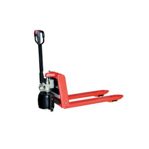 Semi-Electric Pallet Truck - 685 x 1000mm forks