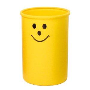 """Smiley"" Lunar Bins, Yellow"