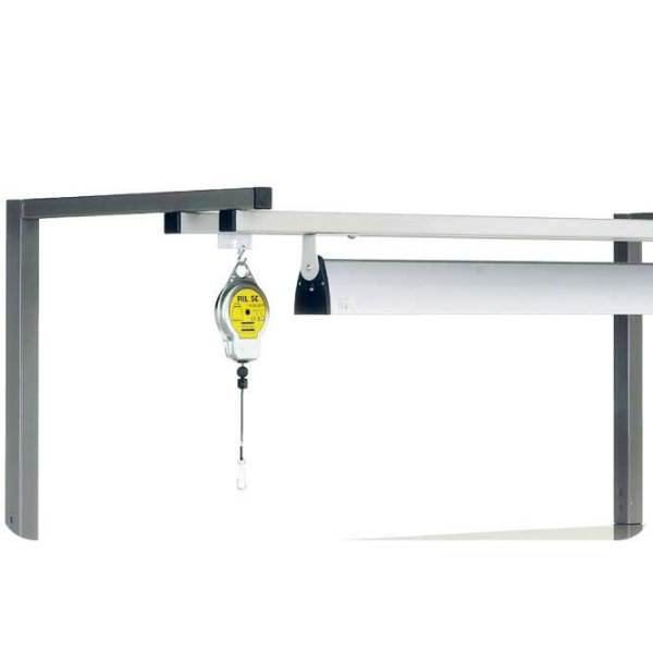 Tool & Light Support for TPH workbenches for 1800w bench