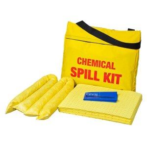 45L Chemical Spill Kit in Velcro Flap Bag