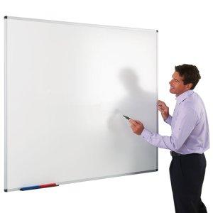 Aluminium Framed Whiteboards 450 x 600