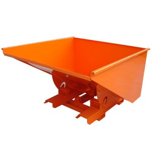 Combi-use Tipping Skip - 960kg capacity