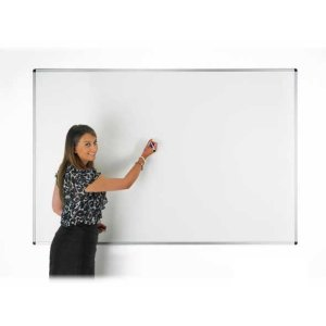 Dry Wipe Whiteboard Non Magnetic 1200mm x 900mm