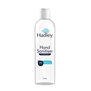 Hadley Antibacterial 70% Alcohol Hand Sanitiser / Sanitizer Gel - 100ml