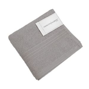 Hamilton McBride Bath Towel Silver