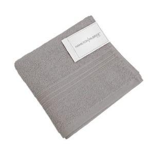 Hamilton McBride Hand Towel Silver