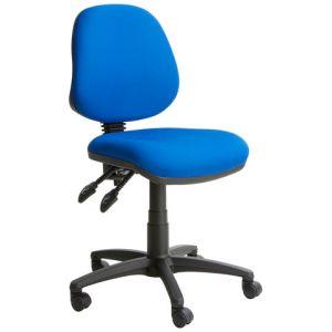 Steelco Kirby KR020 Medium Back Operator Chair - Blue