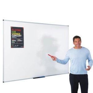 Vitreous enamel steel whiteboard 1200x2400