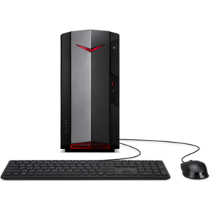 Acer Nitro Gaming Desktop | N50-610 | Black