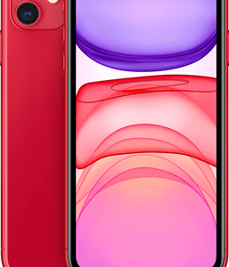Apple iPhone 11 64GB (PRODUCT) RED at £99 on Red (24 Month contract) with Unlimited mins & texts; 2GB of 4G data. £46 a month.