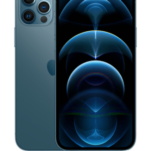 Apple iPhone 12 Pro 5G 512GB Pacific Blue at £29 on Red with Entertainment (24 Month contract) with Unlimited mins & texts; 25GB of 5G data. £94 a month.