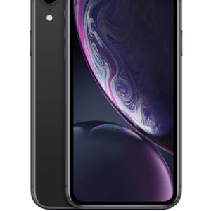 Apple iPhone XR 64GB Black at £29 on Unlimited (24 Month contract) with Unlimited mins & texts; Unlimited 5G data. £58 a month.