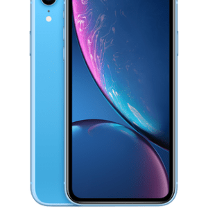 Apple iPhone XR 64GB Blue at £29 on Unlimited with Entertainment (24 Month contract) with Unlimited mins & texts; Unlimited 5G data. £65 a month.