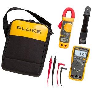 Fluke 117/323 Kit Electrician's Multimeter Combo Kit