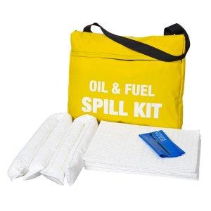 Oil & Fuel Spill Kit 45L in Flap Bag